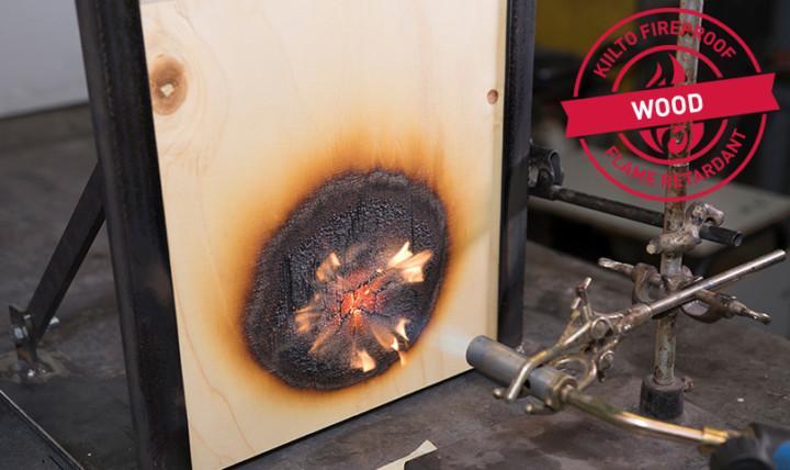 wood flame retardants kiilto fireproof